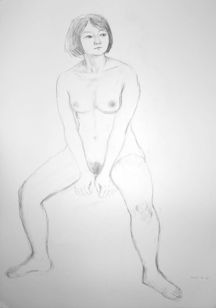 裸婦素描_b0021594_03304529.jpg