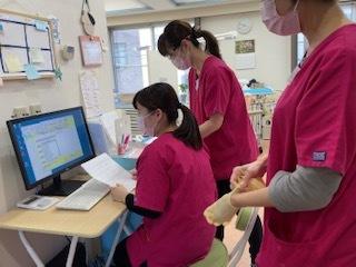 新人歯科衛生士・田中の成長日記_b0191221_11560507.jpg