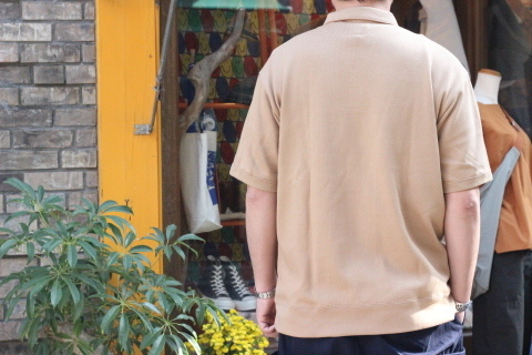 "「Jackman」 至福な着心地 \""Old BB Shirt\"" ご紹介_f0191324_08423436.jpg"