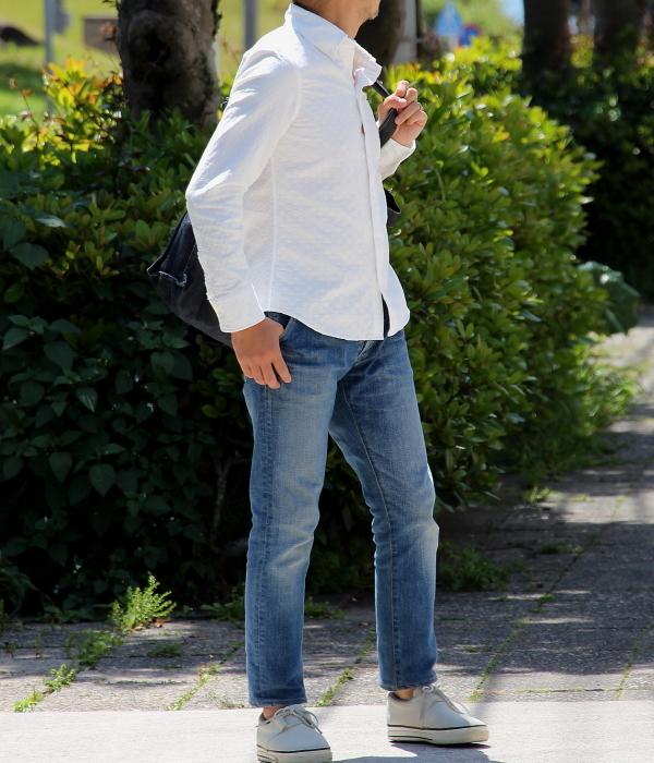 ホワイトミックスB.Dシャツのリニューアル版 発売です♪_d0108933_21323294.jpg