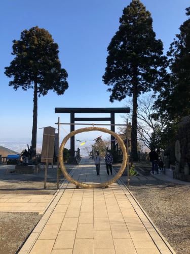 2021年2月 大山阿夫利神社_b0048834_07104526.jpg