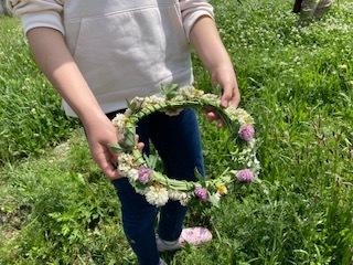 《おやこ楽農くらぶの皆さんへ》サツマイモの苗の植えつけ、完了です!_f0079749_17221375.jpg
