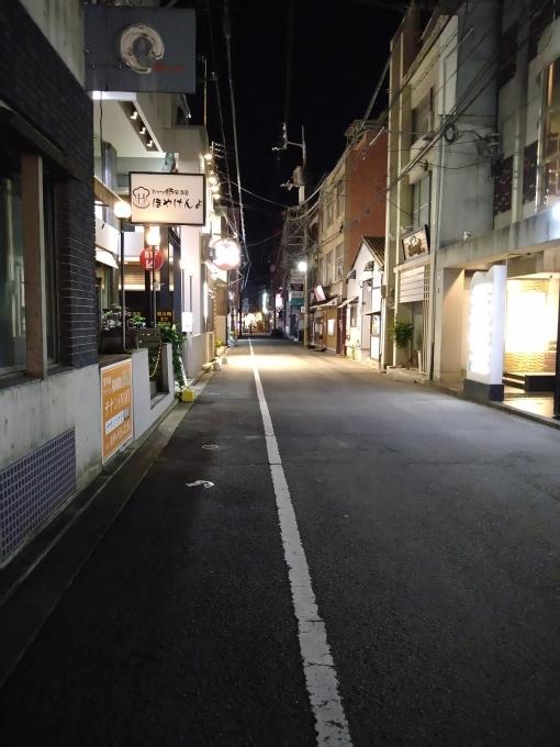 夜の街散歩_b0065555_07400579.jpg