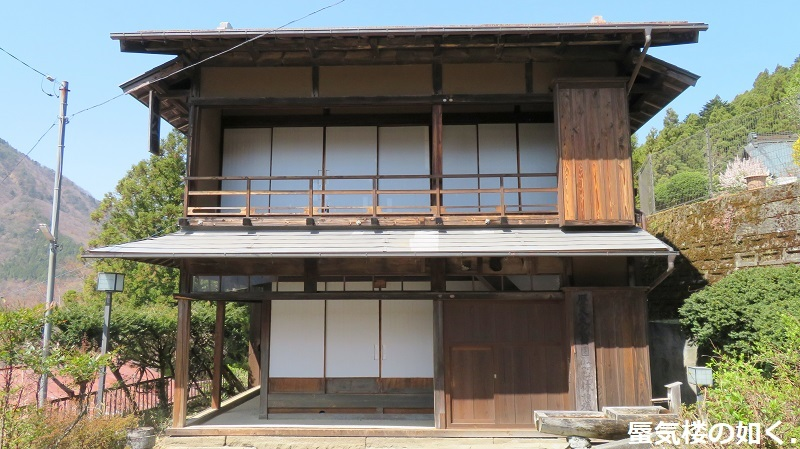 「ゆるキャン△S2」舞台探訪11 なでしこのソロキャン計画その1/3 リン・早川町赤沢宿(第7話)_e0304702_06323355.jpg