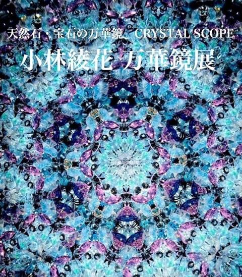 小林綾花さんのワークショップ&作品展のお知らせ_e0305824_13551918.jpg