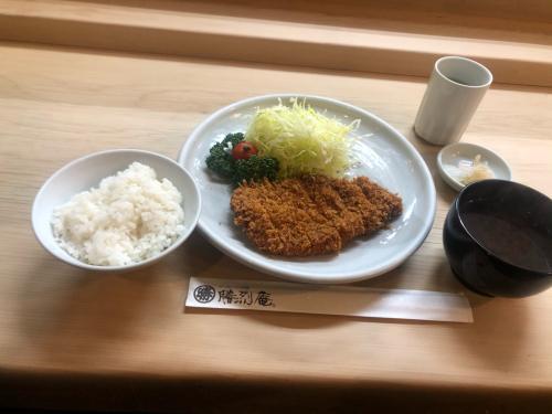 横浜 馬車道 勝烈庵_b0048834_07074653.jpg