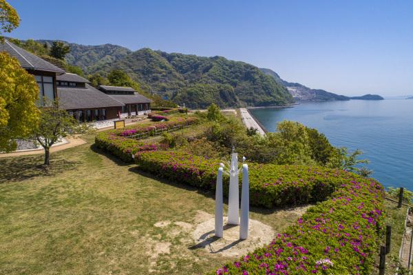 であいと未来 蒲刈島 であいの館_b0072234_00595892.jpg