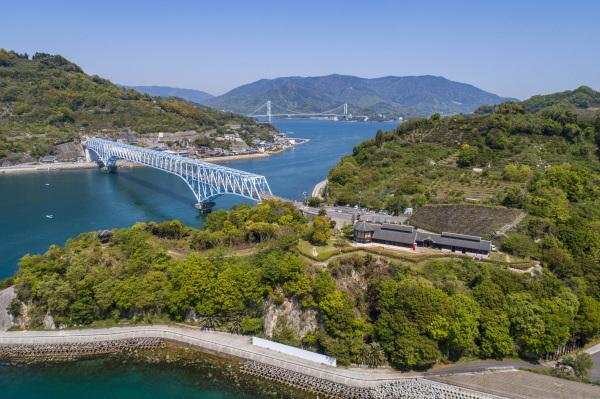 であいと未来 蒲刈島 であいの館_b0072234_01002476.jpg