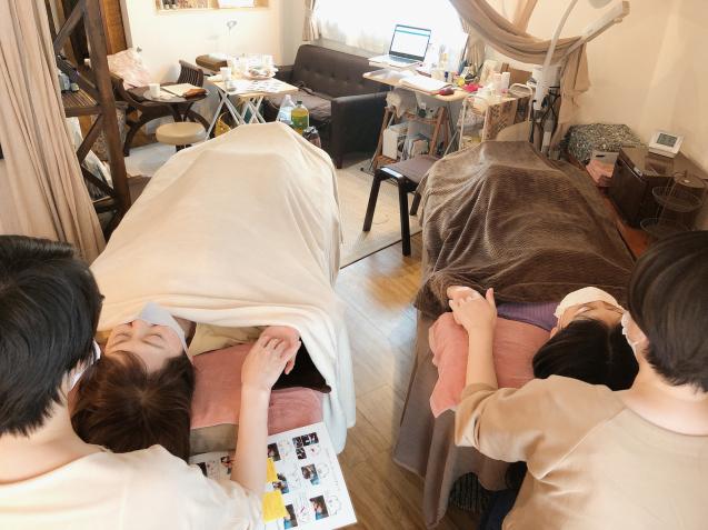 大切な家族を元気づけたい!福岡アクセスバーズ スクール/サララ_f0140145_16551315.jpg