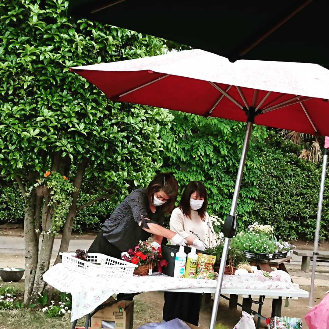 牡丹園ウォーキング&ここちテリアでお弁当ランチ_f0323446_21330483.jpg