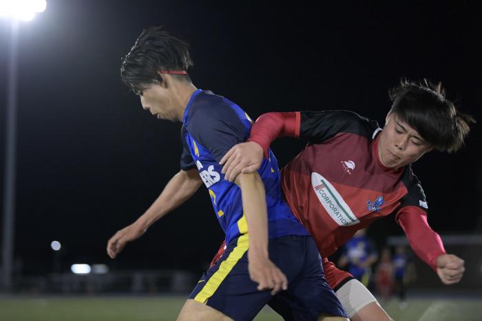 練習試合vs江ノ島フリッパーズ_a0109270_20564480.jpg