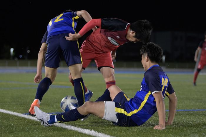 練習試合vs江ノ島フリッパーズ_a0109270_21200384.jpg