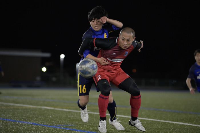練習試合vs江ノ島フリッパーズ_a0109270_21213230.jpg
