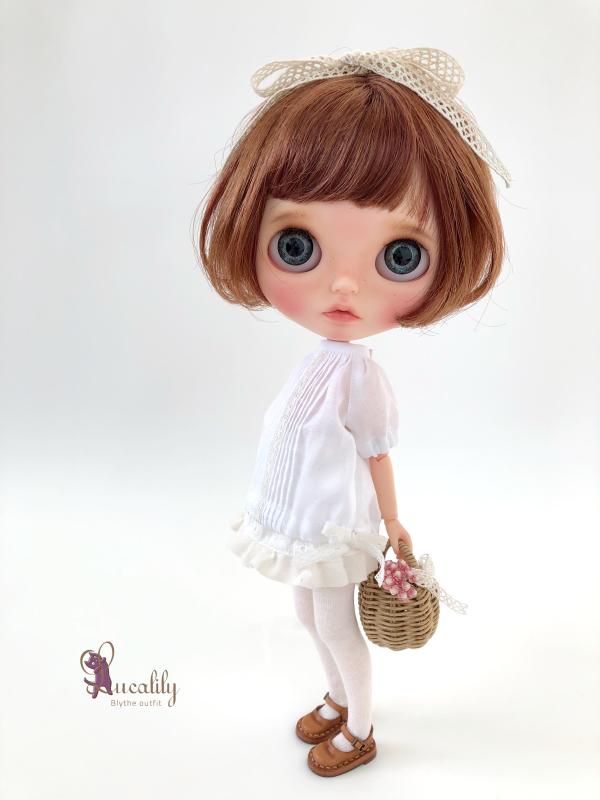 * lucalily * dolls clothes * Denim jacket set *_d0217189_14310972.jpeg