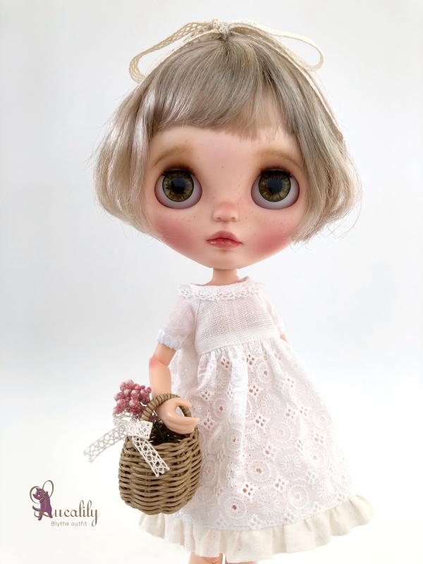 * lucalily * dolls clothes * Denim jacket set *_d0217189_14311998.jpeg