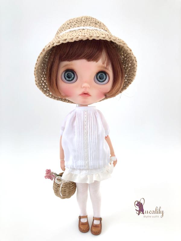 * lucalily * dolls clothes * Denim jacket set *_d0217189_14313091.jpeg