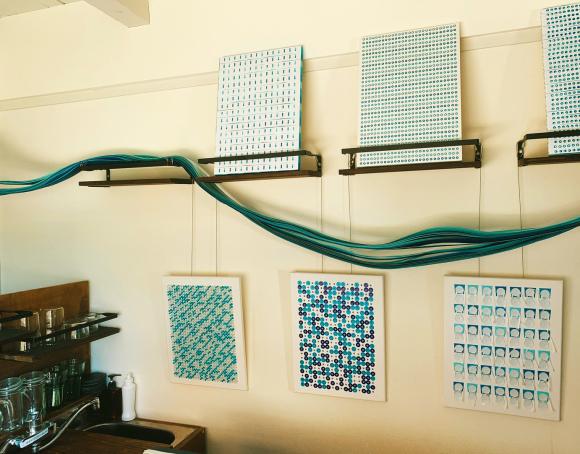 Yasuyuki Tsuchiya Solo Exhibition「Bang the Bung」_d0130395_13263715.jpg