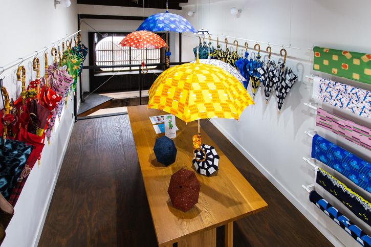 『アトリエ すずきの洋傘展〈atelier Suzuki parasol〉』青衣 あをごろも 京都店 2Fギャラリー_e0321916_14563458.jpg