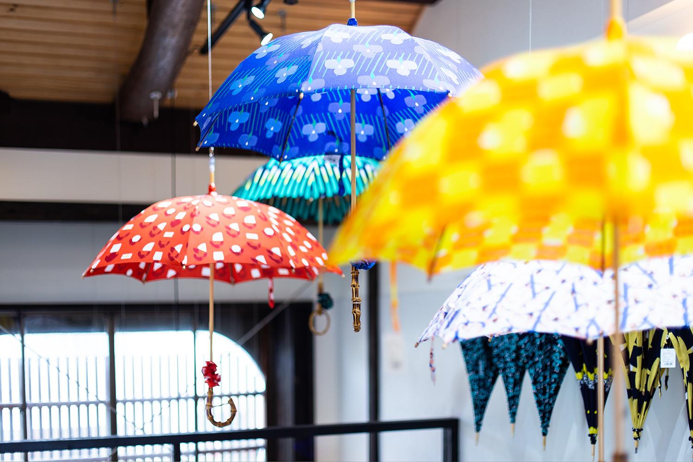 『アトリエ すずきの洋傘展〈atelier Suzuki parasol〉』青衣 あをごろも 京都店 2Fギャラリー_e0321916_14564899.jpg