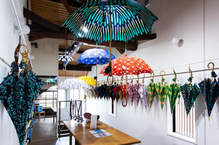 『アトリエ すずきの洋傘展〈atelier Suzuki parasol〉』青衣 あをごろも 京都店 2Fギャラリー_e0321916_14564929.jpg