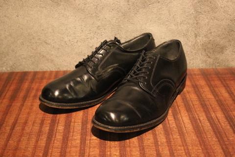 「Vintage Dress Shoes」 & 「Vintage Work Boots」 ご紹介_f0191324_08533186.jpg