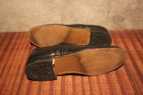 「Vintage Dress Shoes」 & 「Vintage Work Boots」 ご紹介_f0191324_08534892.jpg