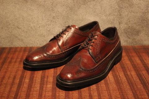 「Vintage Dress Shoes」 & 「Vintage Work Boots」 ご紹介_f0191324_08540219.jpg