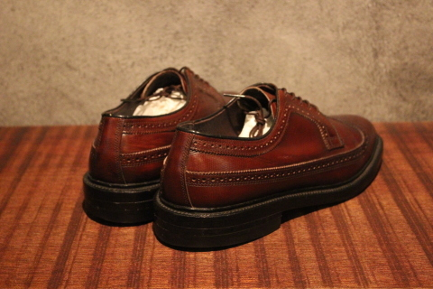 「Vintage Dress Shoes」 & 「Vintage Work Boots」 ご紹介_f0191324_08542322.jpg