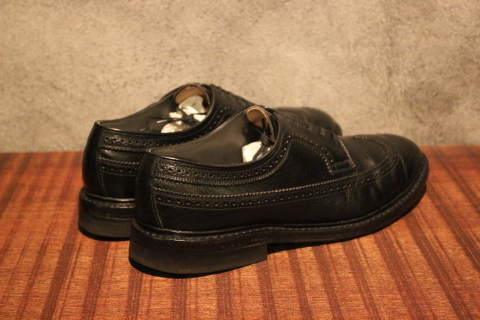 「Vintage Dress Shoes」 & 「Vintage Work Boots」 ご紹介_f0191324_08570316.jpg