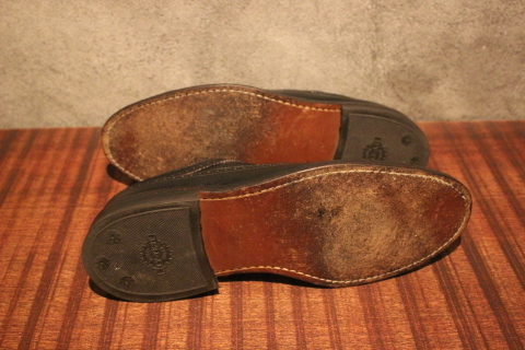 「Vintage Dress Shoes」 & 「Vintage Work Boots」 ご紹介_f0191324_08571079.jpg