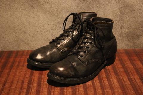「Vintage Dress Shoes」 & 「Vintage Work Boots」 ご紹介_f0191324_08572398.jpg