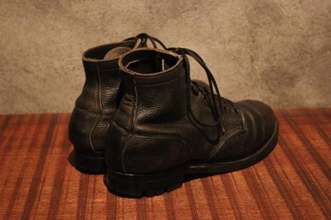 「Vintage Dress Shoes」 & 「Vintage Work Boots」 ご紹介_f0191324_08572979.jpg