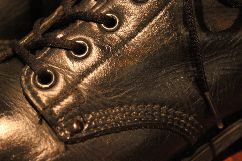「Vintage Dress Shoes」 & 「Vintage Work Boots」 ご紹介_f0191324_08574005.jpg