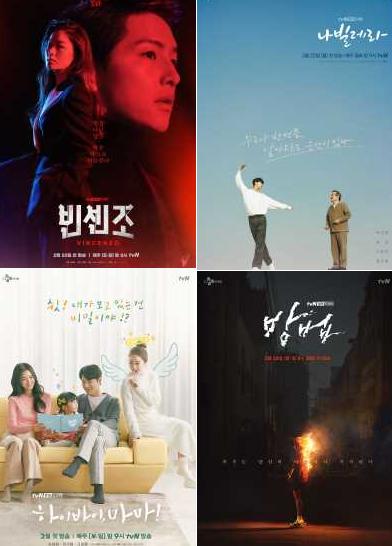 現在の視聴状況と韓国で新たに始まるドラマ紹介2021.05.02_d0060962_07090014.png