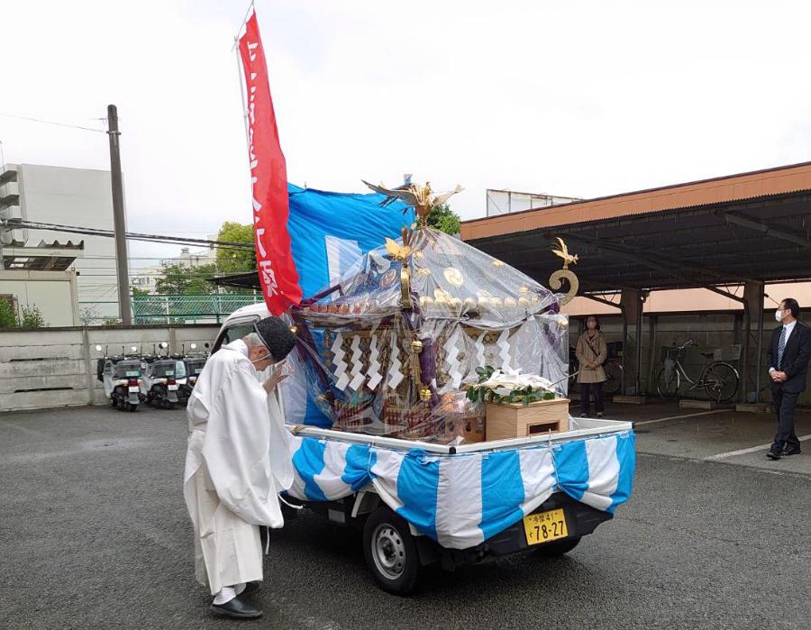 小平神明宮 八雲祭_f0059673_23312136.jpg