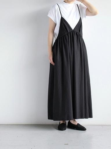 unfil washed cotton-poplin camisole dress_b0139281_16492360.jpg