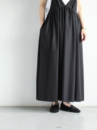 unfil washed cotton-poplin camisole dress_b0139281_16492476.jpg
