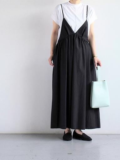 unfil washed cotton-poplin camisole dress_b0139281_16492477.jpg