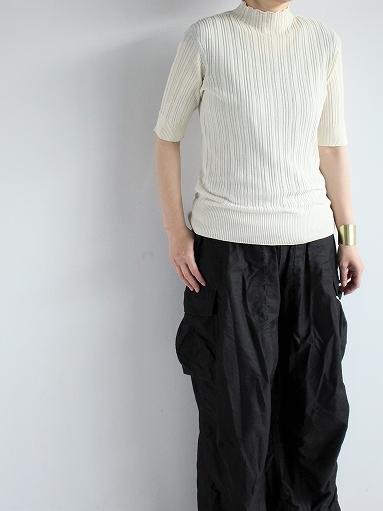 unfil high twist cotton ribbed-knit sweater_b0139281_18172522.jpg