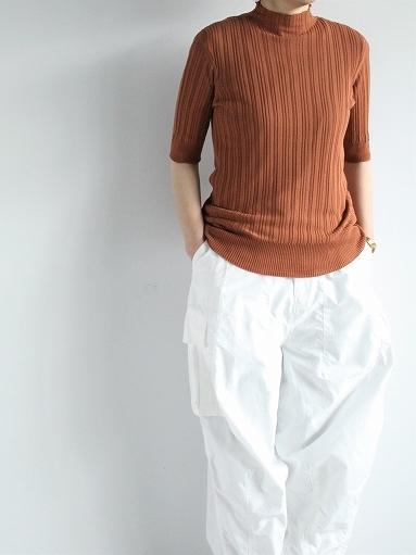 unfil high twist cotton ribbed-knit sweater_b0139281_18172581.jpg