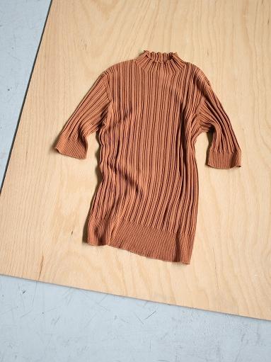 unfil high twist cotton ribbed-knit sweater_b0139281_18181070.jpg