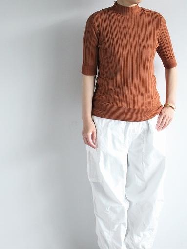 unfil high twist cotton ribbed-knit sweater_b0139281_18181080.jpg