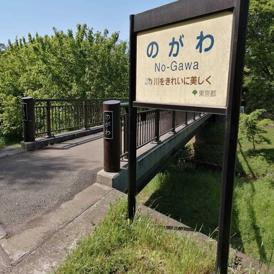 野川サイクリングロードを遡上、目指せ森林公園_d0057733_18152969.jpg