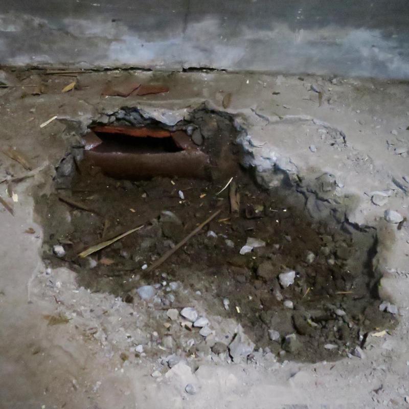 コンクリートをガリガリ粉砕!ハツリを体験してみた_c0060143_09361960.jpg