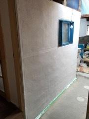古民家改修 巣篭もり 壁塗り_e0170912_18102430.jpeg
