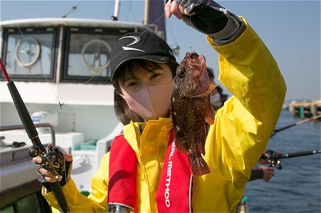J:COM釣りたいっ!2021年5月号 ファミリーにお勧め・東京湾・カサゴ絶好調 ルアーでも(*\'▽\')_c0196414_03231921.jpg