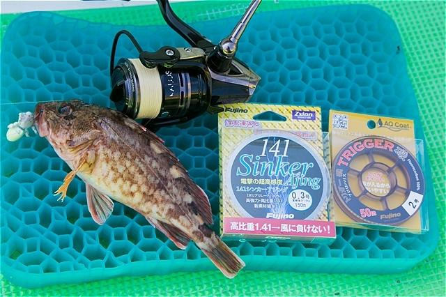 J:COM釣りたいっ!2021年5月号Youtube版 東京湾金沢八景カサゴ釣り公開です(*^^)v_c0196414_03231929.jpg
