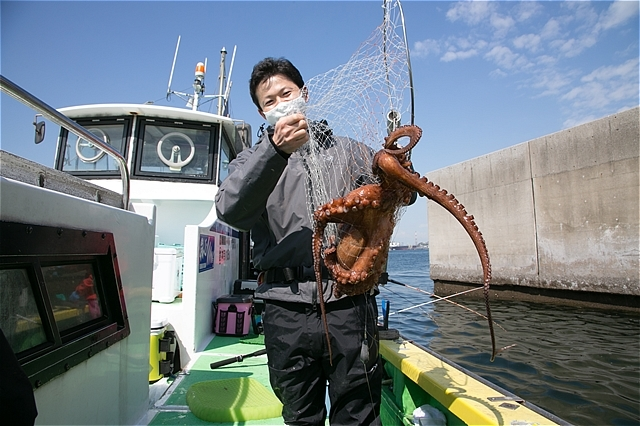 J:COM釣りたいっ!2021年5月号Youtube版 東京湾金沢八景カサゴ釣り公開です(*^^)v_c0196414_03231932.jpg