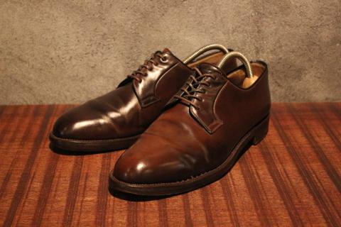 5月5日(水) 店頭出し最終アイテム 「Vintage Dress Shoes」 ご紹介_f0191324_09362458.jpg