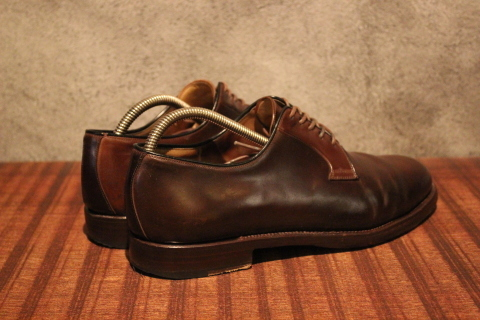 5月5日(水) 店頭出し最終アイテム 「Vintage Dress Shoes」 ご紹介_f0191324_09370232.jpg